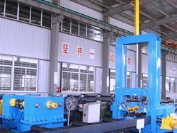 Steel H Beam Assembly Machine