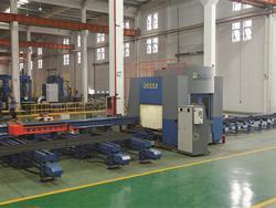 Robot Flame and Plasma Cutting Machine
